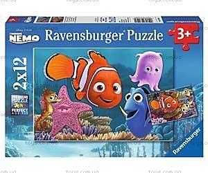 Пазл детский Ravensburger Disney «В поисках Немо», 07556R