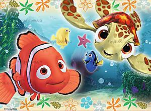 Пазл детский Ravensburger Disney «В поисках Немо» 4в1, 07321R, купить
