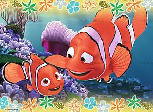Пазл детский Ravensburger Disney «В поисках Немо» 4в1, 07321R