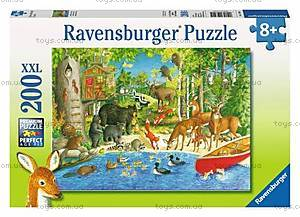 Пазл детский Ravensburger «Лесные жители», 12740