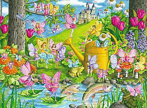 Пазл детский Ravensburger «Волшебный сад», 10602, купить