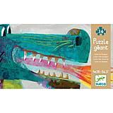 Пазл Djeco «Дракон Леон», DJ07170, детские игрушки