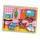 Пазл «Домашние животные», 56440