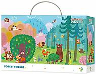 Пазл «Forest Friends» Dodo, 300140