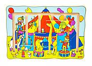 Пазл-головоломка goki «Цирковое шоу», 57595