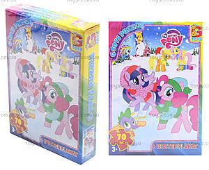Детский пазлы «My Little Pony», MLP005