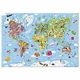 Пазл Janod «Карта мира», J02775, фото