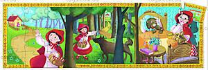 Пазл «Красная шапочка», 36 деталей, DJ07230, купить