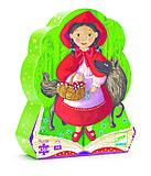 Пазл «Красная шапочка», 36 деталей, DJ07230