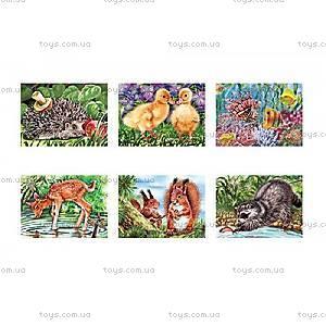 Пазл Лео Люкс «Любимые животные», 54  деталей, TL 43210