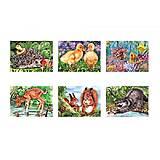 Пазл Лео Люкс «Любимые животные», 54  деталей, TL 43210, отзывы