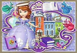 Пазл-меморика Ravensburger Disney «София» 3в1 , 07358R