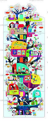 Пазл «Многоквартирный дом-дерево», DJ07172, отзывы