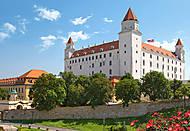 Пазл на 1000 деталей «Братислава замок, Словакия», С-102174, купить