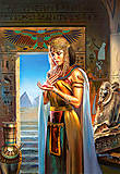 Пазл на 1000 деталей «Египетская принцесса», С-102037, фото