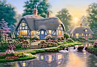 Пазл на 1000 деталей «Great Cottage Walkway, Р.Барнс», С-102761, купить