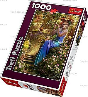 Пазл на 1000 деталей «Колыбельная флейтистки», 10356