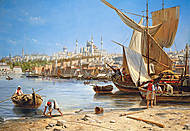 Пазл на 1000 деталей «Константинополь», С-102938, купить