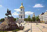 Пазл на 1000 деталей «Лавра, Киев», С-102181, фото