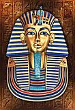 Пазл на 1000 деталей «Маска Тутанхамона», С-101955, купить