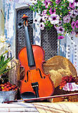 Пазл на 1000 деталей «Мелодия виолончели», С-102266, фото