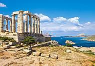 Пазл на 1000 деталей «Мыс Солнечный, Греция», С-101900, фото
