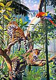 Пазл на 1000 деталей «Отдых в джунглях», С-102259, купить