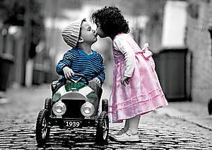 Пазл на 1000 деталей «Первый поцелуй», 10320, купить