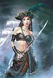 Пазл на 1000 деталей «Пиратка», С-101887, фото