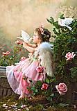 Пазл на 1000 деталей «Поцелуй Ангела», С-102297
