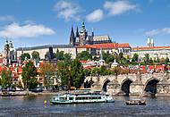 Пазл на 1000 деталей «Прага», С-102426