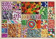 Пазл на 1000 деталей «Сладкая радуга», С-102723, отзывы
