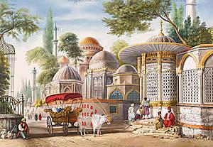 Пазл на 1000 деталей «Стамбул», С-102563