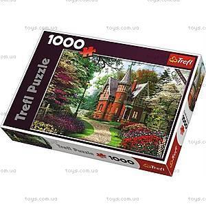 Пазл на 1000 деталей «Викторианский дом», 10355