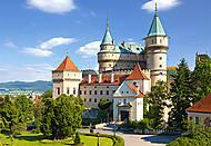 Пазл на 1000 деталей «Замок Bojnice, Словакия», С-102150