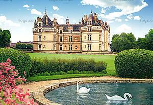 Пазл на 1000 деталей «Замок Le Lude, Франция», С-100262