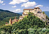 Пазл на 1000 деталей «Замок Орава, Словакия», С-101504, купить