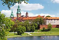 Пазл на 1000 деталей «Замок Wawel, Польша», С-102334
