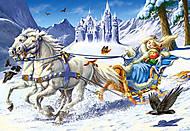 Пазл на 120 деталей MIDI «Снежная королева», B-12589, купить