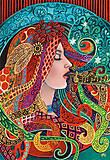 Пазл на 1500 деталей «Муза», C-150854, фото