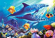 Пазл на 1500 деталей «Подводный мир», C-150540, фото