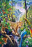 Пазл на 1500 деталей «Радуга в раю», C-150885, фото