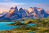 Пазл на 1500 деталей «Торрес-дель-Пайне, Патагония, Чили», C-150953, фото