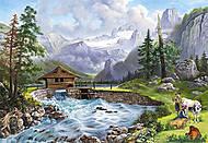 Пазл на 1500 деталей «В гармонии с природой», C-151127, купить