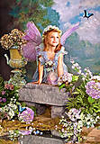 Пазл на 1500 деталей «Весенний ангел», C-150892, фото