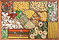 Пазл на 1500 деталей «Viva la Pasta!», C-151158, фото