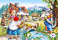 Пазл на 20 деталей Maxi «Красная Шапочка», C-02160, купить