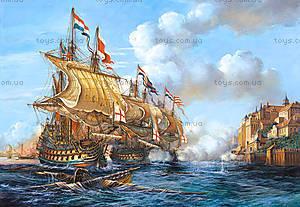 Пазл на 2000 деталей «Битва Порто Белло 1739 г.», C-200245