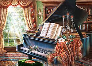 Пазл на 2000 деталей «Удивительная благодать», C-200436