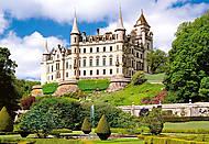 Пазл на 2000 деталей «Замок Dunrobin, Шотландия», C-200047